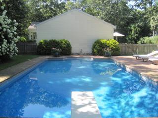 Serene & Private East Hampton Summer Rental w/pool