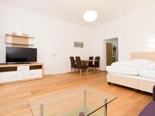 Vereins Compact Purple apartment in 02. Leopoldst…, Vienna