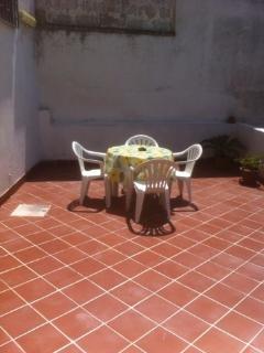 terrazzo colazione
