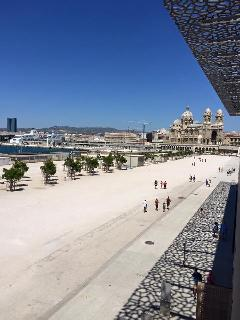 La major vu du MUCEM