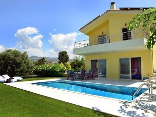 Citron Pale Luxury Villa, Dimitras Villas, Kalo nero beach, Messinia