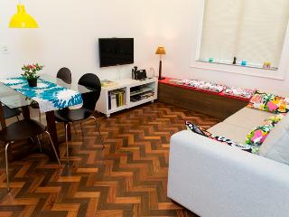 Comfy apartment for up to 4 people in Flamengo, Río de Janeiro