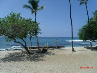 GREAT OCEAN VIEW AND WONDERFUL LOCATION!, Kailua-Kona