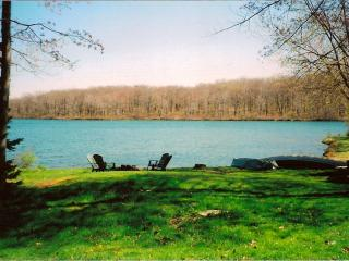 Luxury Lakefront-C/A, Hot Tub, Game Rm, Fire Pit.., Bear Creek