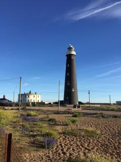The Old Lighthouse at Dungeness