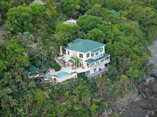 Edge of Paradise at Magens Bay, St Thomas - Ocean View, Gated Community