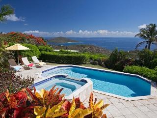 Villa Gardenia at Mandahl Peak, St. Thomas - Ocean View, Pool, Short Drive To