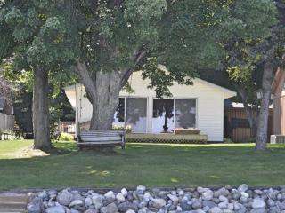 3 Bed, 2 Bath Custom Home on Bear Lake`s West Shore