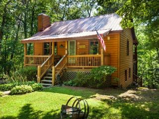 Bear`s Den -Cozy, All Paved Access, Convenient to Ellijay and Blue Ridge