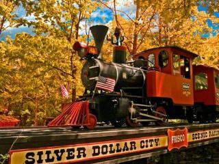 Lake View / Silver Dollar City, Branson