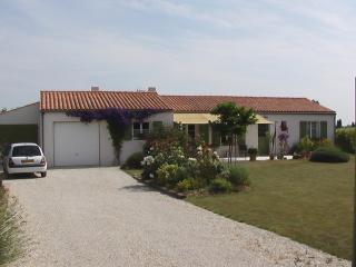 villa avec piscine, Sainte Soulle