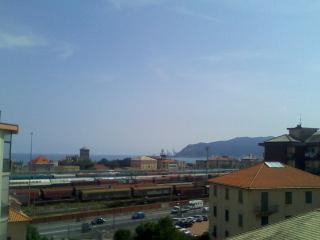 Appartamento con vista mare, Savona