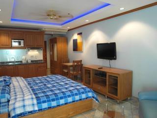 Brand new studio condo at Jomtien (JBC A2 F6 R45), Pattaya