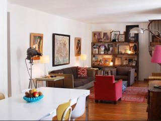 appartement style loft, Boulogne-Billancourt