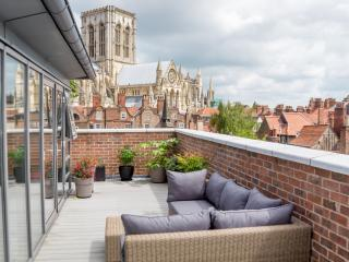 The finest 2 bedroom apartment in York