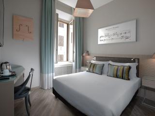 Respighi Double Room with bathroom ensuite, Rome