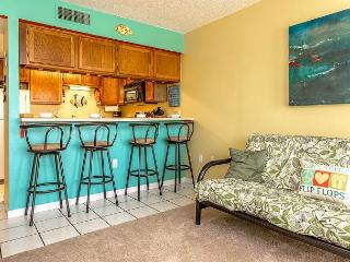 Colorful 1BR/1BA Port Aransas Condo - Walk to the Beach