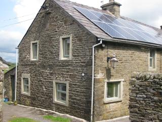 The cottage at Clough Head