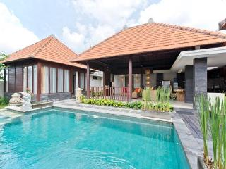 Nice Villa V 2BR with large private pool in Bali, Kuta