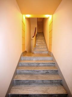 Ingresso BBTeatro, Via Bara All'Olivella, Palazzo Ramondetti-Fileti
