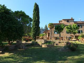 Tuscan Villa. Borgo Valecchie. Cortona