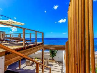 Villa Aqua, accès plage, piscine, 3 chambres, Le Carbet