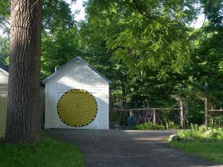 Dove House at Morning Glory B n B woodstock; NY, Woodstock