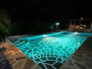 Villa con piscina a Watamu Kenya recintata corallo