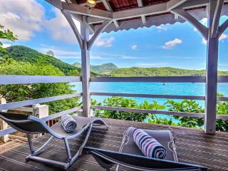 Villa Calypso, 3 Chambres les pieds dans l'eau, Les Anses d'Arlet