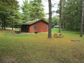 Kishauwau Cabins Near Starved Rock Utica, IL Dog Friendly w/Whirlpool Tub