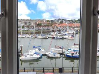 RIVER FORGE, apartment set over three floors, off road parking, harbour views