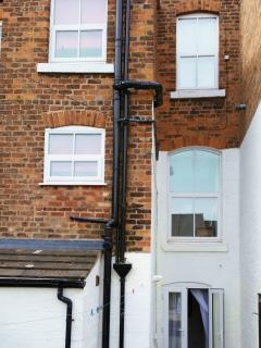 Accommodation is arranged over 3 floors at and is very light and spacious.