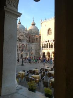 St. Mark's - a glimpse of Venice