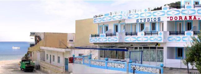 dorana hotel aparts