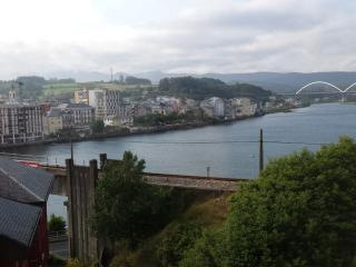 Apartamento con impresionantes vistas en Navia