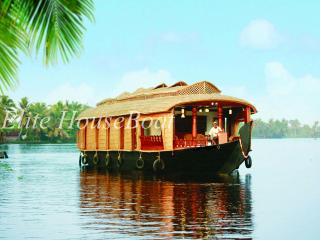 Elite Houseboat - 3 bedroom, Alappuzha