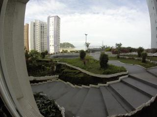 Frente ao mar Santos/SP