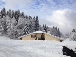 Sapin Gîte à la montagne, proche de la ferme, Les Molunes