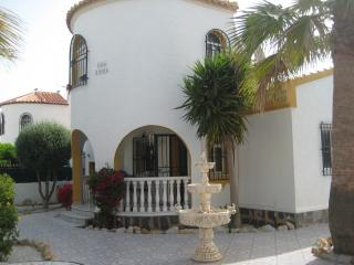 Los Alcazares beautiful holiday villa with pool