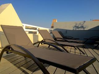 your roof sharing terrace