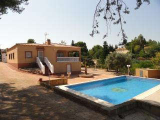 Holiday villa with private pool, Turís