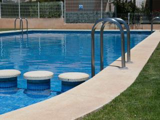 chalet 8 piscina, parking & clim