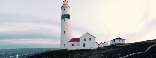 Maxs House ~ Point Amour Lighthouse Labrador, Forteau