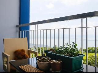 CONDO WITH A BREATHTAKING TAAL LAKEVIEW - SM  WIND