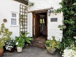 The Old Bakery front door.