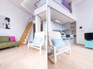 ★ Stylish Loft with view in center, Seúl