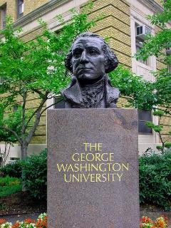 George Washington University -7 Minutes Away