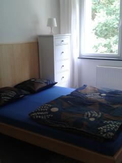 2nd bedroom. Double bed.