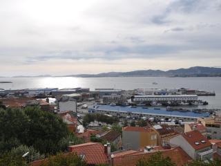 Apartamento muy céntrico en Vigo. Vistas al mar.