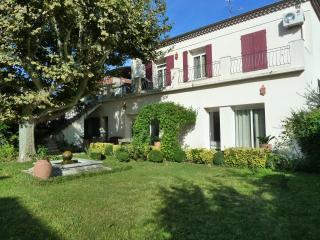 Un jardin en ville, Avignon